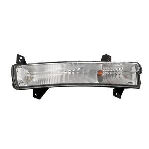 2017-2020 JEEP COMPASS PARK & TURN SIGNAL LIGHT LAMP LEFT SIDE MOPAR 55112721AB