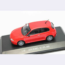 1:43 Car Model 80037 ALFA ROMEO 147 GTA 2002 - RED