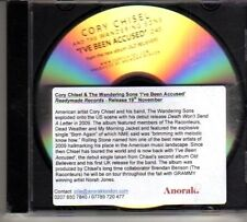 (DO983) Cory Chisel & The Wandering Son, I've Been Accused - 2012 DJ CD