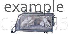 Volvo 440 460 1988-1996 Headlight Lens Glass LEFT LH