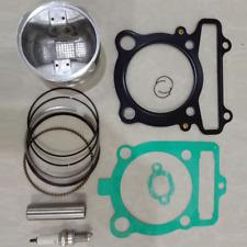 For Yamaha YFM350 Standard Bore 83mm Piston & Gaskets Kit Top End Rebuild Set