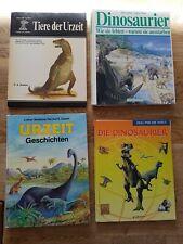 Dinosaurier - Tiere der Urzeit   4 Sachbücher