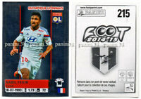 "RARE !! Sticker ROOKIE Nabil FEKIR ""FRENCH FOOT 2014-2015"" Panini"