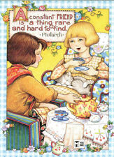 Constant Friend Rare Hard To Find-Handcrafted Magnet-w/Mary Engelbreit art