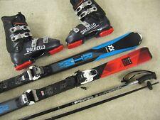 SKI CARVINGSKI VÖLKL SKISET RTM73 XT / Flair73 + Skischuhe + Skistöcke NEU !!!