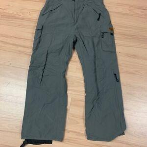 Drift ski pants xxl teal