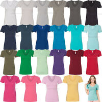 Next Level - Women's V neck Tee Women's Ideal V neck T-Shirt - 1540