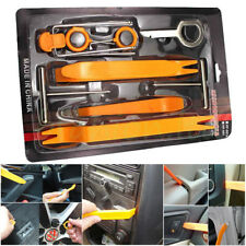 Universal Pry Removal Open Tools Kit Car Dash Door Trim Panel Clip Radio/Lights