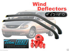 Chrysler Voyager 2001 - 2008 Wind deflectors 2.pc  HEKO  10403