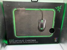 Razer Goliathus Chroma Non-Slip RGB Gaming Mousepad