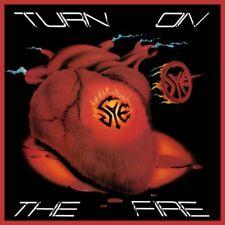 SYE-Turn On The Fire CD Anvil, Annihilator,Wild Pussy,Villain,Wyzard,Raven Bitch