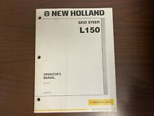 New Holland L150 Skid Steer Operators Manual