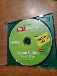 Hyper-V and VMware Backup, Veeam Backup (CD-ROM, 2012)