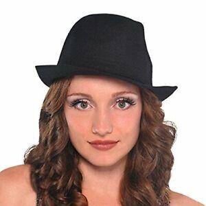 Amscan 841303 Fedora Hat