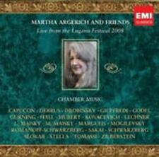 Argerich & Friends Live From Lugano 2008 (2009)