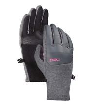 Head Girl's Junior Sensatec Gloves & Mittens Gray Medium, Ages 6-10 Nwt