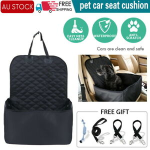 Waterproof Car Seat Protector Cover Mat Single Front Seat For Pet Dog Cat Travel