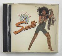 SINITTA Wicked RARE CD 1989, Atlantic w/ Bonus Tracks 82056-2 Post Disco