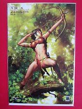 THE JUNGLE BOOK #3C (NM) PETERSON Moore exc LTD 250 wCOA HTF! Grimm Fairy Tales