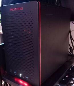 AMD RYZEN 7 2700 4.1GHz 8CORE 16GB RAM 500G SSD MSI GeForce GT 710 GAMING PC
