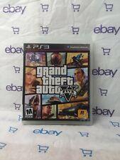 Grand Theft Auto V Gta 5 (Sony PlayStation 3, 2013) Ps3