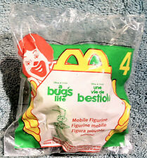 Vintage 1998 McDonald's Happy Meal Toy  A BUG'S LIFE  - Toy #4  - Mint / Sealed