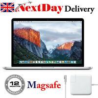 """Apple Macbook Pro 13.3"""" Intel Core i5 2.40GHz 4GB RAM 1TB HDD MacOS High Sierra"""