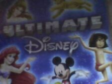 DISNEY ULTIMATE ORIGINAL SOUNDTACKS 2013 3 DISC CD SET ULTIMATE DISNEY SEALED