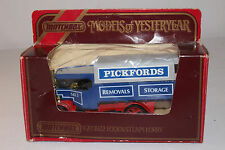 "Matchbox Models of Yesteryear Y-27 1922 Foden Steam Wagon ""Pickfords."""