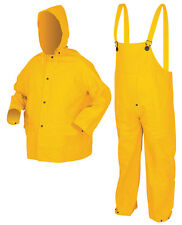 MCR/River City Yellow Classic Plus 3pc rain gear 2403 & SAS Safety Corp.