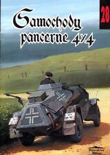 Wydawnictwo Militaria No.28 - Ledwoch - Samochody Pancerne 4x4