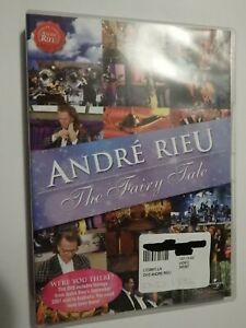 Andre Rieu The Fairy Tale DVD Documentary Behind The Scenes GOOD CONDITION