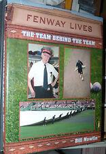 FENWAY LIVES BOOK HC DJ BOSTON RED SOX Baseball Team Behind the Team Bill Nowlin