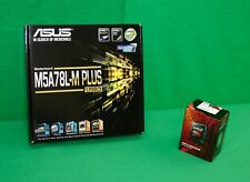 COMBO AMD FX 8320e 4GHz Processor & ASUS M5A78L-M+ Motherboard builder combo kit