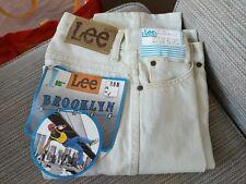 Vintage Lee Brooklyn Rider Jeans slim fit W 28 L 32 - New old stock NOS