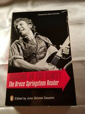 Racing in the Street : The Bruce Springsteen Reader by June Skinner Sawyers - VG