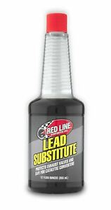 Red Line Lead Substitute Additive Fuel Treatment 355ml