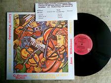 Jane Wilkinson / Larry Polansky / C. Bryan Rulon  - LP Musica contemporanea