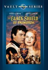 The Black Shield of Falworth 1954 (DVD) Tony Curtis, Janet Leigh - New!