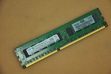 HP 2GB 2x8 PC3-10600E (DDR-1333) Unbuffered UDIMM RAM Memory 500209-562