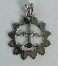 Sterling Silver .925 Pendant