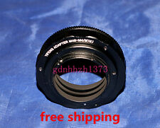 High-quality M42 lens to micro m4/3 Adjustable Focusing Helicoid Adapter 12~17mm