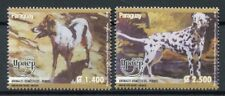 Paraguay 2018 MNH UPAEP Domestic Animals Dogs 2v Set Dog Stamps