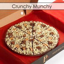 Belgian Chocolate & Brownie Fudge Pizza Birthday Christmas Stocking Gift Present