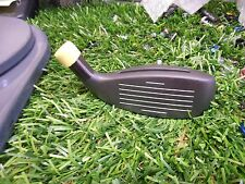 Adams Pro Hybrid 18° LEFT HAND  Rescue TOUR ISSUE 243C2225  NEW head only