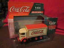 AHL mack CJ COE Cabover coke cola del truck American Highway Legend 1/64 Hartoy