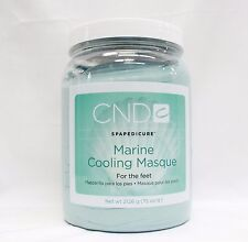CND SpaPedicure Spa Pedicure MARINE COOLING MASQUE 75oz/2126g