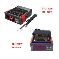 Mh1210w 90250vstc 1000 110 220v Digital Temperature Controller Thermostat