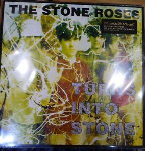 Turns Into Stone The Stone Roses 180 gm Vinyl LP