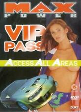 Max Power: VIP Pass Access All Areas [DVD].